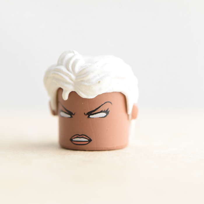 Strike Force Storm Head (Marvel Wave 60)