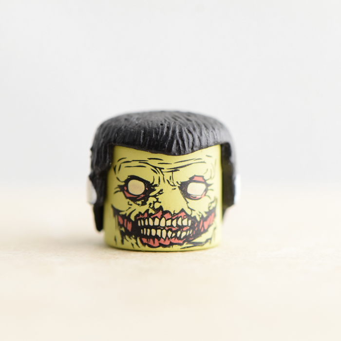 Sailor Zombie Custom Head (Walking Dead Wave 2)
