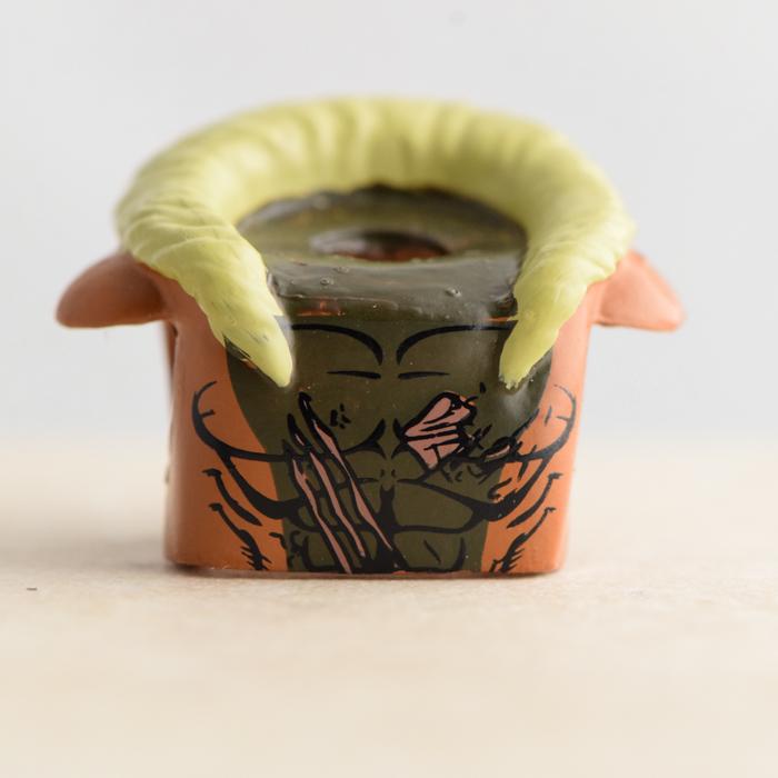 Zombie Sabretooth Orange Chestpiece (Marvel Villains Zombies 2 Box Set)