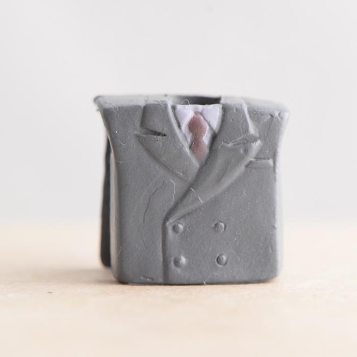 Howard Stark Grey Suit Chestpiece (Marvel Wave 40)