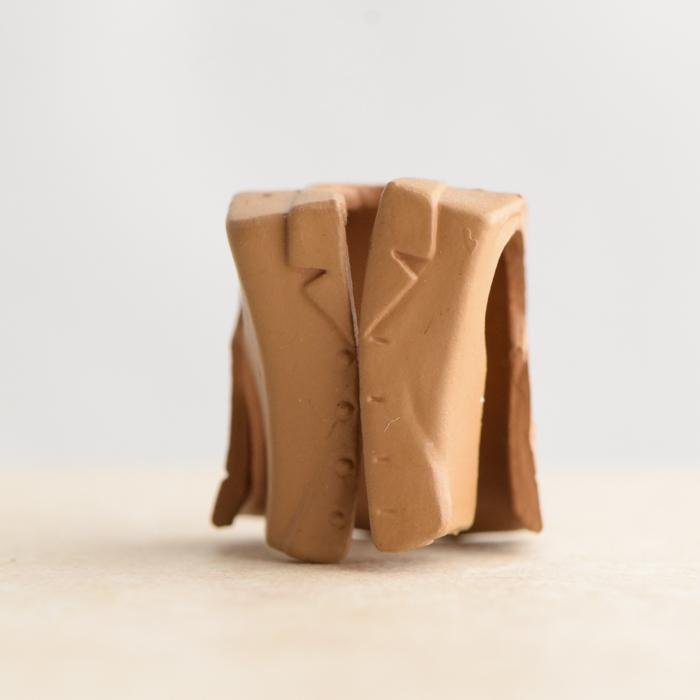 Jack Bauer Tan Jacket Chestpiece (24 Season 1 Box Set)