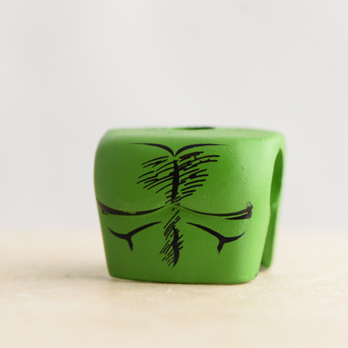 Incredible Hulk Green Chestpiece (Marvel Avengers Box Set)