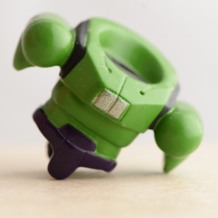 Robot Hulk Green Chestpiece (Marvel TRU Wave 17)