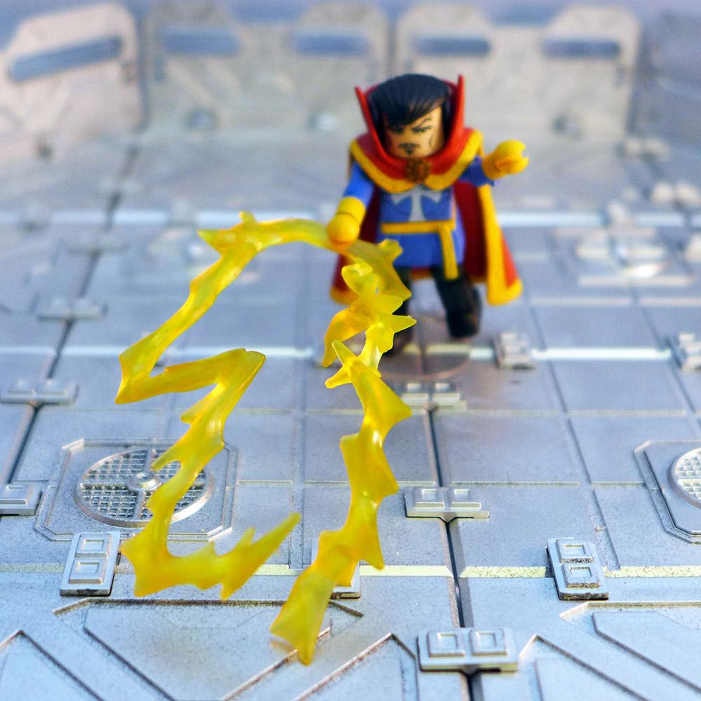 Last One: Yellow Energy Blast