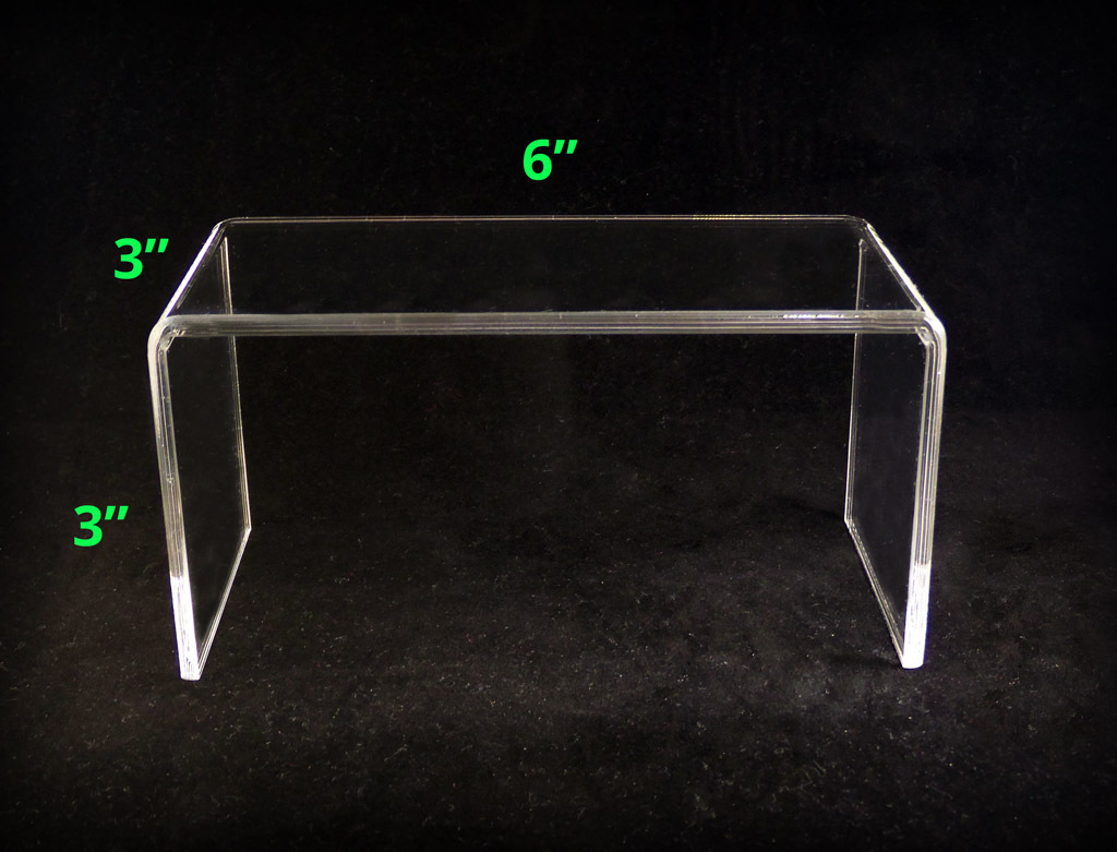 Medium Acrylic Display Shelf