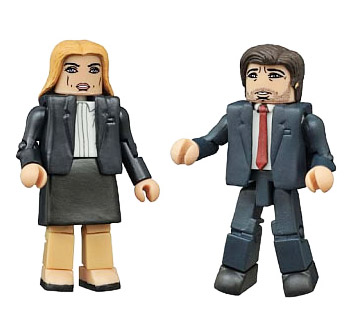 X-Files Minimates 2-Pack