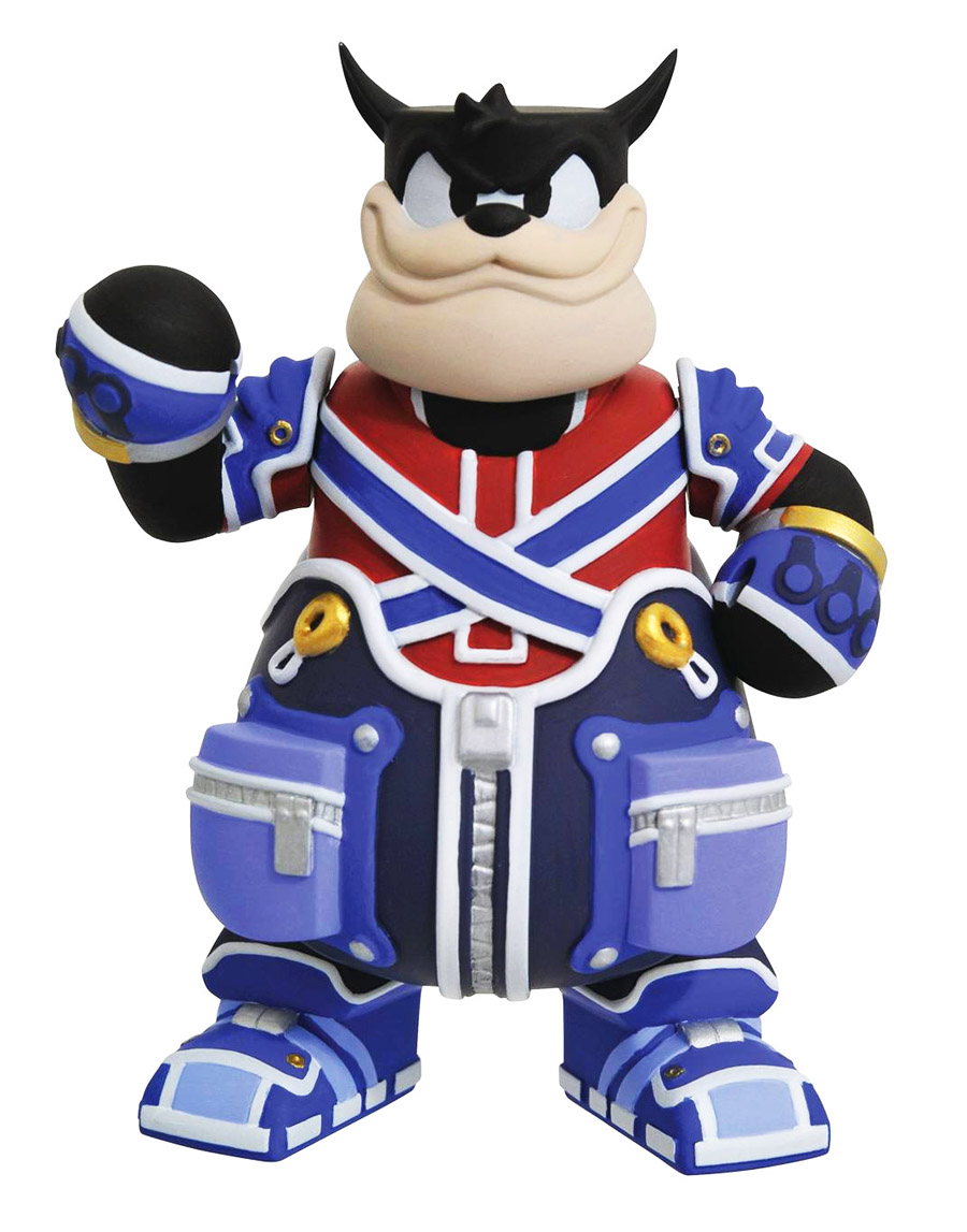 Kingdom Hearts Pete Vinimate Vinyl Figure