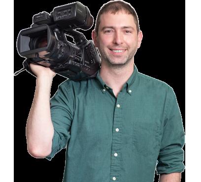 Luke Porter, owner of Moving Tree Media