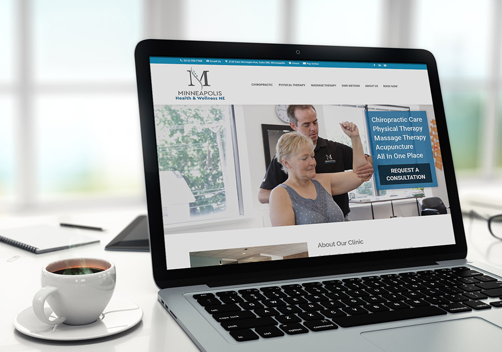 Web Design at Moving Tree Media