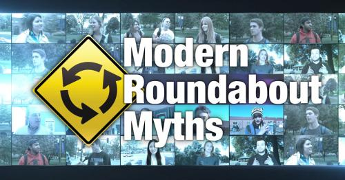 Roundabout Myths Video Title Screen